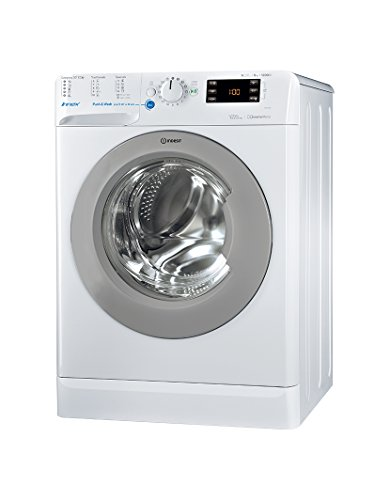 Indesit BWE 81284X WSSS EU Independiente Carga frontal 8kg 1200RPM A+++ Blanco...