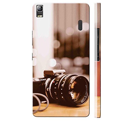 SHAIVYA Designer Soft Cover Having Excellent Printing Camera Blur Effects TPU (Rubber) Printed Back Cover Compatible with Lenovo K3 Note