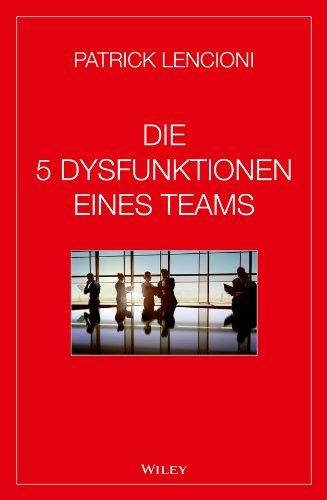 Die 5 Dysfunktionen eines Teams - Modell Business Analyse
