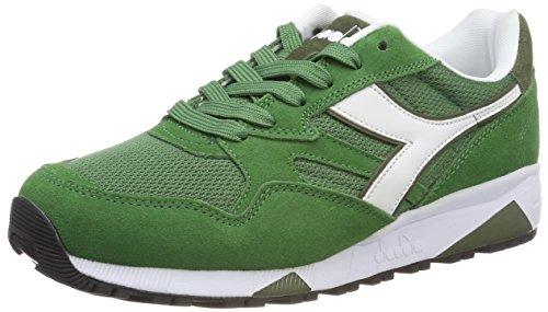Diadora n902 s, sneaker uomo (verde golf club), 43 eu