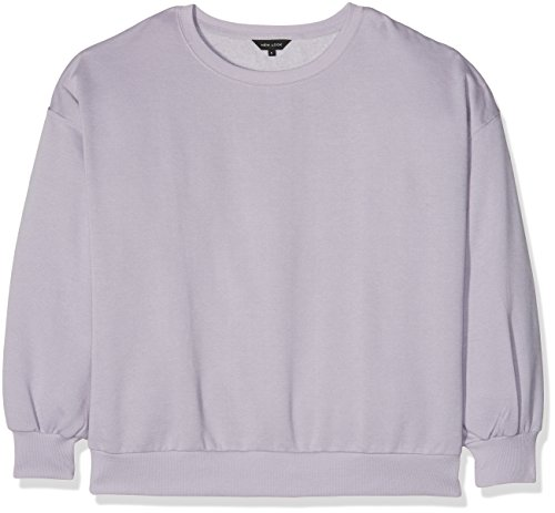 New Look Damen Sport Pullover violett (Light violett)