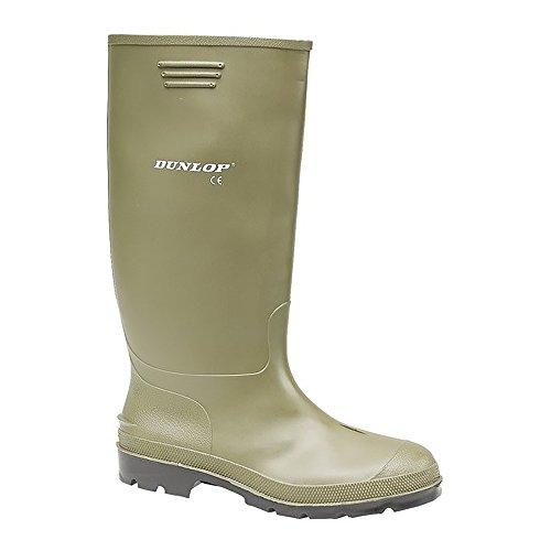 Grisport Dunlop Budget Welly, Scarpe Sportive Outdoor Unisex – Adulto Verde