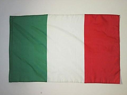 Fourreau 90 - DRAPEAU ITALIE 90x60cm - DRAPEAU ITALIEN 60