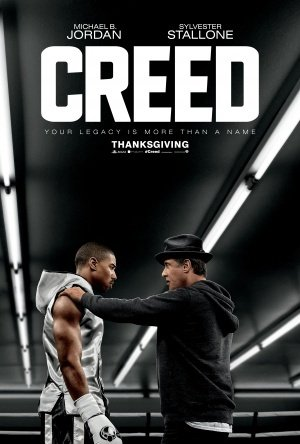 CREED – Sylvester Stallone – US Wall Imported Movie Poster