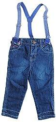 Nauti Nati Boys Trousers (NAW14-712_Denim_size-7Y)