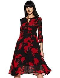 Harpa Printed Dress