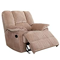 Homes r us Roy Recliner With Rocker