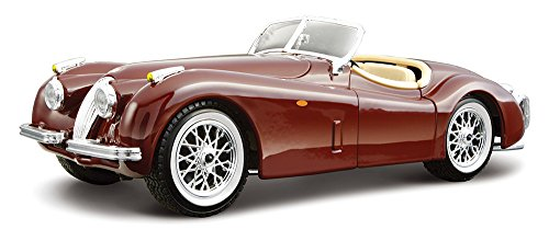 bburago-jaguar-xk-120-roadster-1951-colores-surtidos