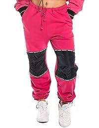 Grimey PANTALÓN Chica Nemesis Polar Sweatpant FW18 Pink