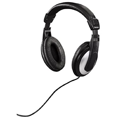 Hama HK-5619 Over-Ear Stereo Headphones