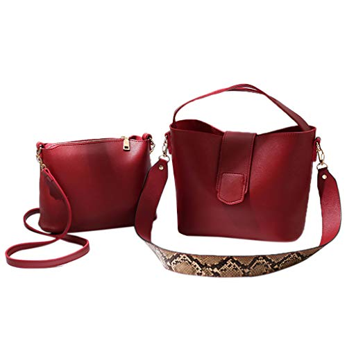 Rifuli®Mode Damen Messenger Bags Tasche Handtasche Schultertasche Umhängetasche Mode Neue Handtasche Frauen Umhängetasche Schultertasche Strand Elegant Tasche Mädchen 0520#026 -