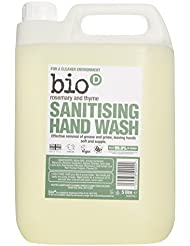 Bio D 5 Litre Rosemary and Thyme Sanitising Hand Wash