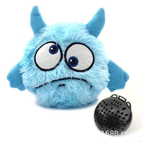 al Toy Ball, Katze lustige Hund Molaren Voice Training Ball -, Schlümpfe ()