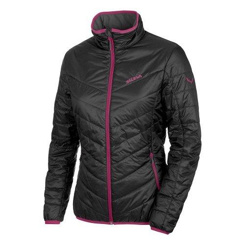 Salewa Puez 2 Prl W - Jacke für Damen W Jacket, Black Out/6490, 46/40, 00-0000024980 Black Travel Jacket