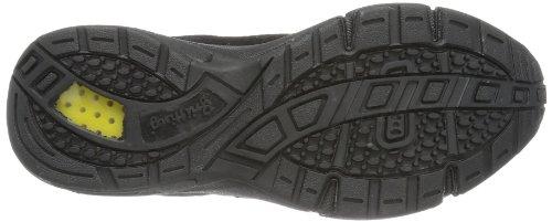 Bruetting Unisex-Erwachsene Circle Walkingschuhe Schwarz (Schwarz/Silber)