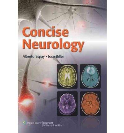 [(Concise Neurology)] [Author: Alberto J. Espay] published on (April, 2011)