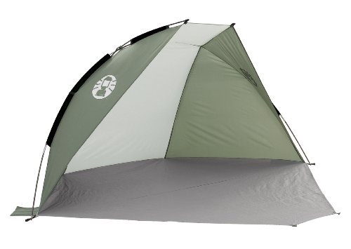 coleman-sundome-beach-shelter-with-uv-guard-large-green-white