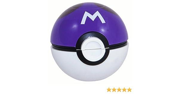 Design Grinder Crusher Sieb Tabak Gewürz Kräuter Mühle 55mm Ball Pokemon Go Herb