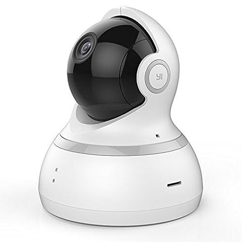 YI Dome Kamera IP Video Überwachungskamera 1080P Full HD Wireless