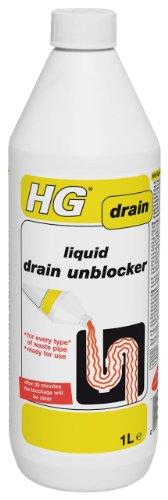 HG Liquid Drain Unblocker 1L - U...