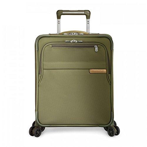 Briggs & Riley, Bagage Cabine Mixte, Vert Olive (Vert) - U121CXSPW-7 Briggs & Riley