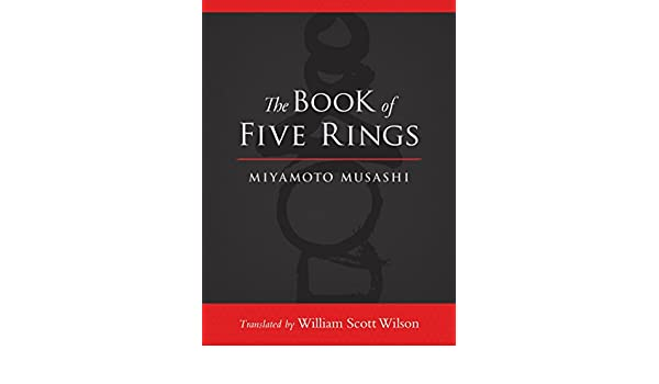 Amazon the book of five rings miyamoto musashi shiro
