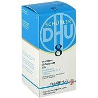 DHU Schüßler 8 Natrium chloratum D6 Tabletten, 420 St. preisvergleich bei billige-tabletten.eu