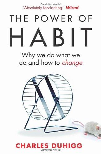 Buchseite und Rezensionen zu 'The Power of Habit: Why We Do What We Do, and How to Change' von Charles Duhigg