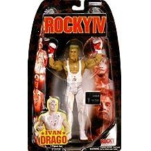 Rocky IV Ivan Drago in Training Gear Figure by Jakks Pacific