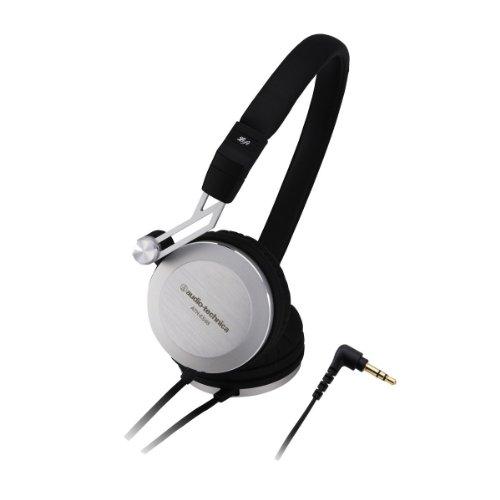 Audio-Technica ATH-ES88 On-ear Silver