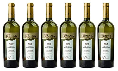 Casa de Vinuri Cotnari | DOMENII Grasa de Cotnari - Weißwein halbtrocken aus Rumänien | Weinpaket...