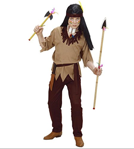 Imagen de widman  disfraz de indio del oeste para niño, talla 8  10 años 2617  alternativa