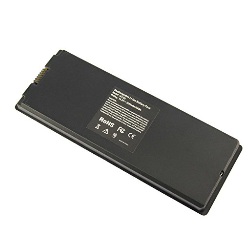 ARyee 59Wh 10.8V A1185 Akku Laptop Akku für Apple MacBook 13