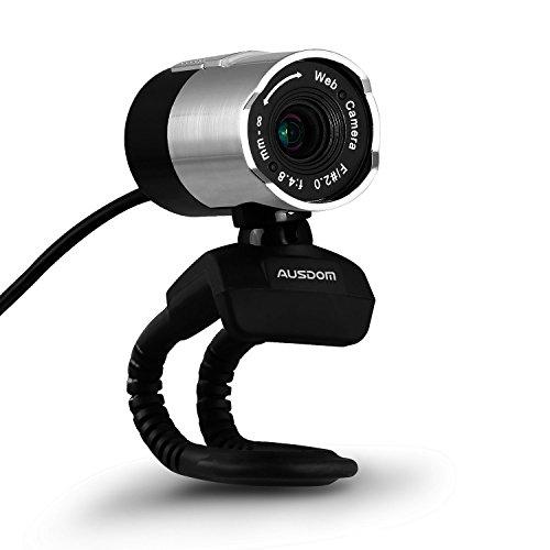 ausdom-webcam-alta-definizione-computer-camera-1080p-hd-usb-web-camera-autofocus-e-microfono-per-sky