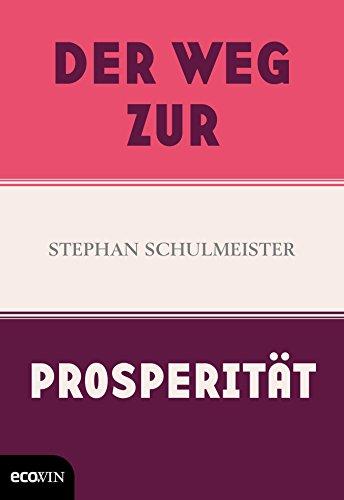 Der Weg zur Prosperität (Corporate-welt)