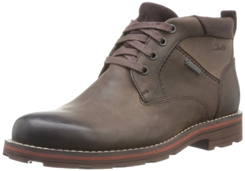 Clarks Naylor Mid GTX, Chaussures montantes homme