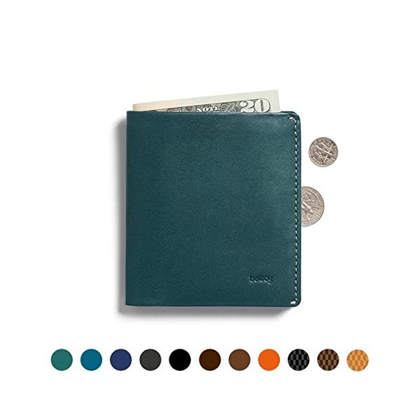 bedc9390b5 Bellroy Note Sleeve, portafoglio sottile in pelle, sono disponibili ...