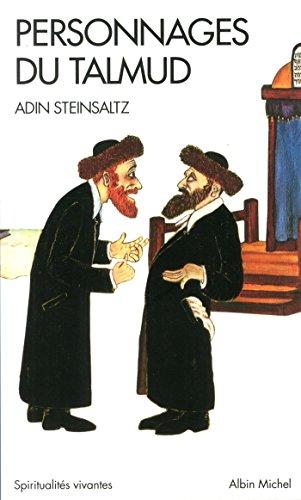 Personnages du Talmud