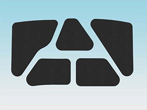 Preisvergleich Produktbild VW Corrado Dämmmatten für Motorhaube vom alten Modell - (ohne Facelift) (Materialstärke = 10 mm)