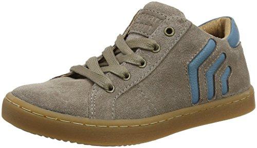 Bisgaard Unisex-Kinder Schnürschuhe Sneaker, Braun (Taupe), 38 EU