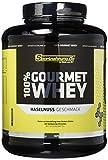 Sportnahrung.de 100% Gourmet Whey - hochwertiges leckeres Protein mit wichtigen Aminosäuren und MCT...