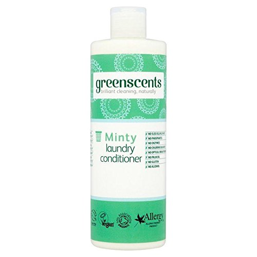 greenscents-400ml-menta-lavanderia-acondicionado-paquete-de-4