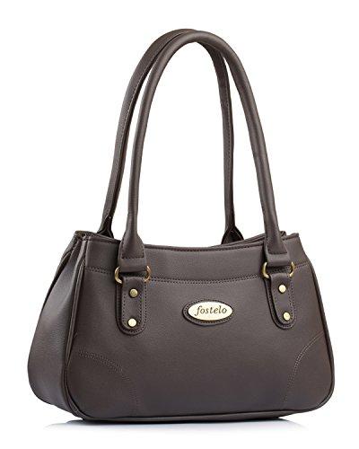 Fostelo Rachel Women\'s Handbag (Brown)