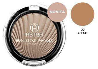 ASTRA Terra Compatta 07 Biscuit* Cosmetici