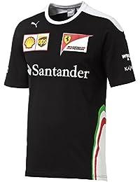 Ferrari F1Officiel équipe T-shirt pour homme Taille unique