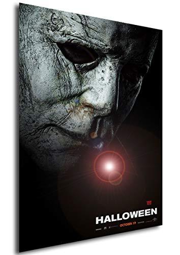 Instabuy Poster Halloween (2018) - Theaterplakat (01) - A3 (42x30 cm)