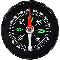 Iso Trade Tragbarer Taschenkompass Kompass Navigation Wandern Marschkompass Reise #1908