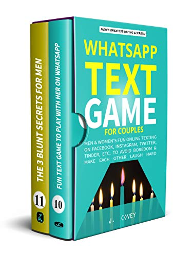 WhatsApp Text Game for Couples: Men & Women's Fun Online