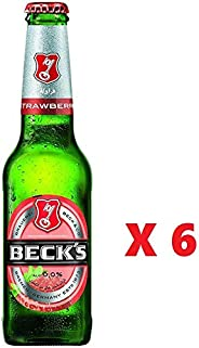 Becks Strawberry Flavored