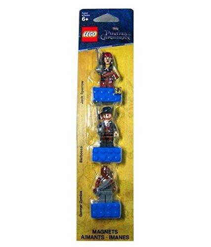 LEGO 853191 Piratas Caribe - Figuras magnéticas Jack